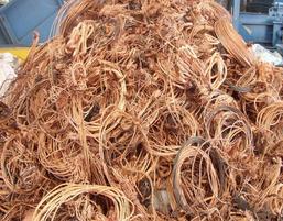 宁波废黄铜回收_宁波镇海区废铜回收